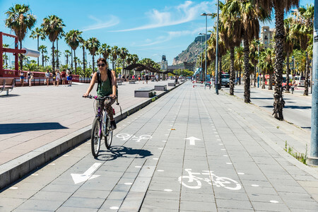 Cycling Laws In Spain