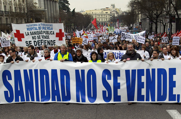 healthcare-protests-madrid