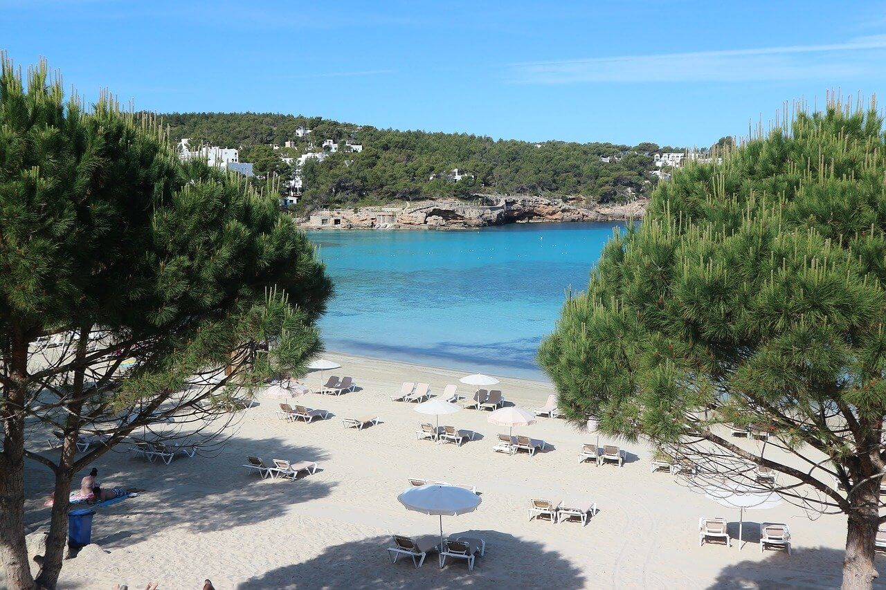 Portinatx Beach, Ibiza