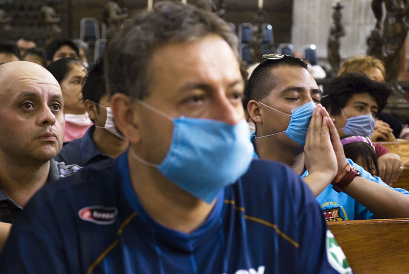 Swine-flu outbreak hits Andalucia