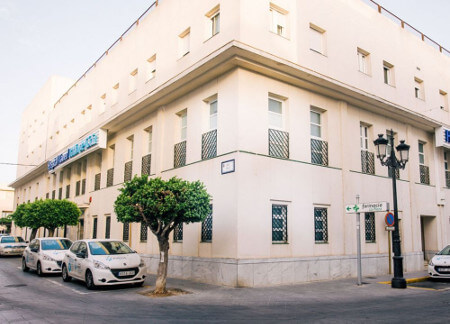 Hospital Viamed Bahia de Cadiz